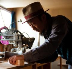 町産材の木製品 おいで家具